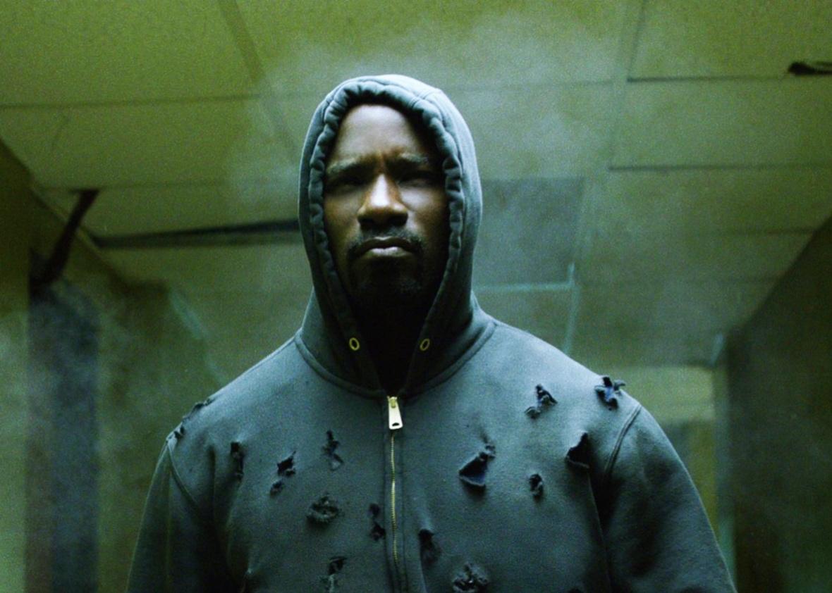 Luke Cage promo image