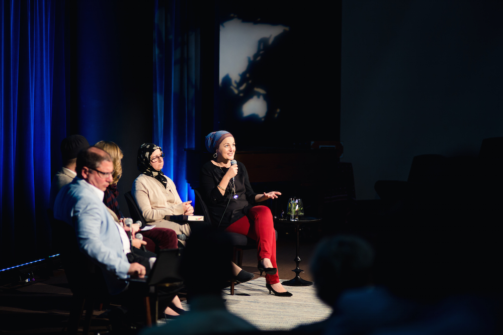 Missiology Lectures Muslim Panel