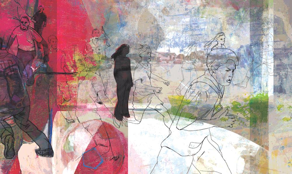 Isolation by Denise Klitsie
