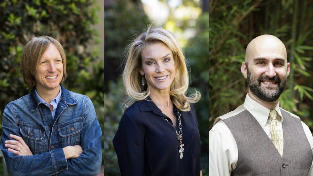 Young People (Steve Argue, Pamela King, David Scott)