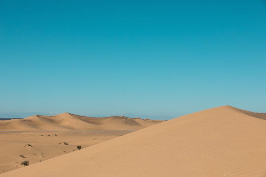 Epiphany Liturgical Meditation (desert)