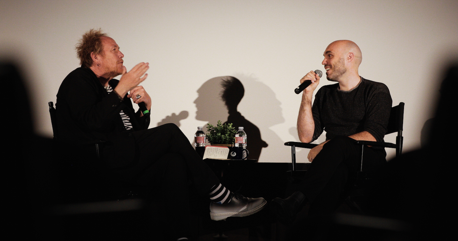 Barry Taylor and David Lowery discuss A Ghost Story