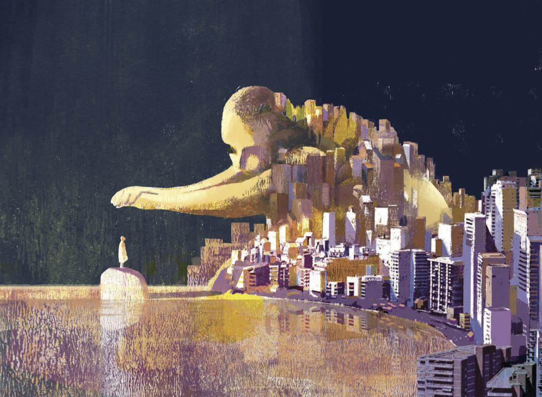 Caring City (Shalom)