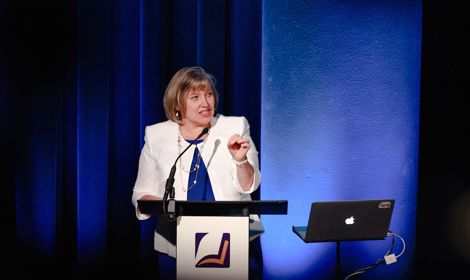 Kenda Creasy Dean at the Payton Lectures