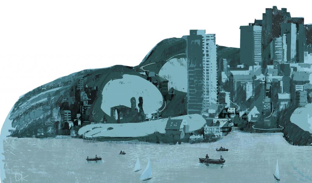 Shalom City (detail)