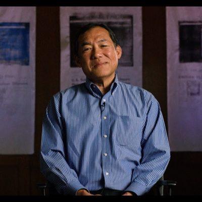 Steve Yamaguchi at Manzanar (Neighbor)