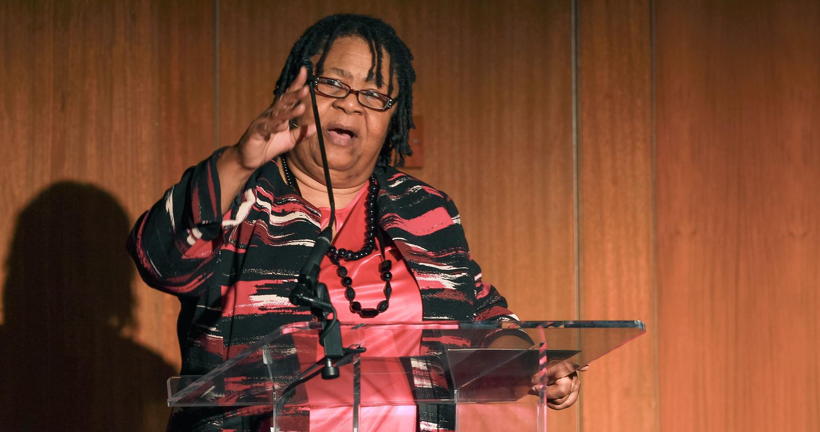 Estrelda Alexander, MLK Lectures