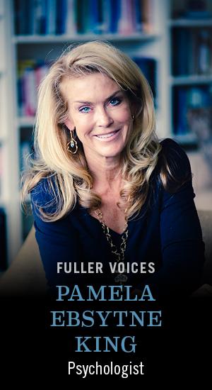 Pamela Ebstyne King