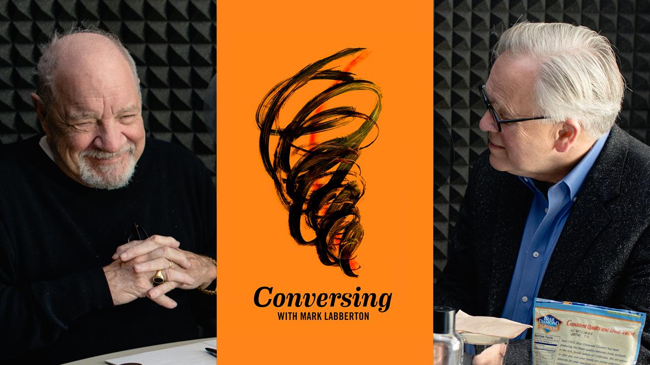 Paul Schrader Conversing Tile