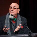 Johnny Ramirez-Johnson responding at the Integration Symposium