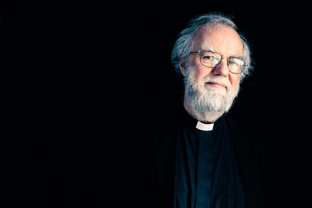 Rowan Williams (headshot)