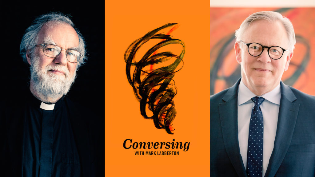 Rowan Williams on Conversing
