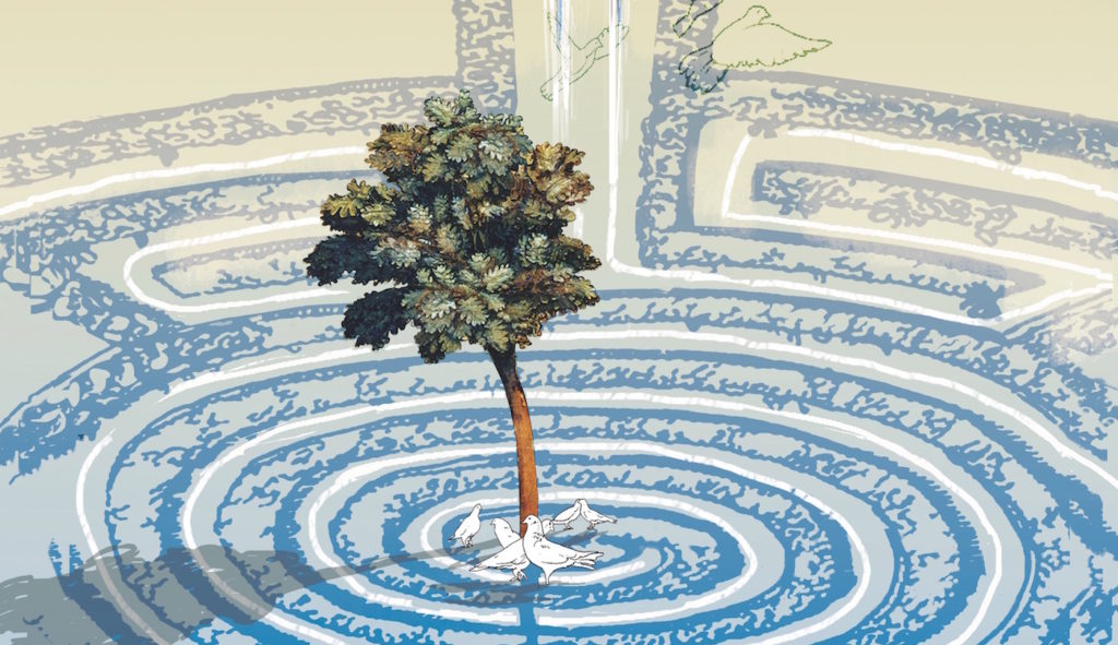 Prayer-Labyrinth