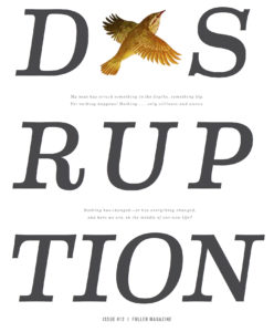 Disruption Cover