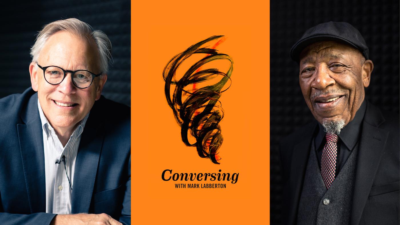 John Perkins on Conversing (tile)