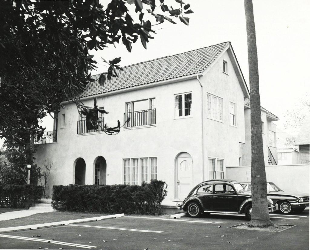 Disruption: Pasadena Counseling Center