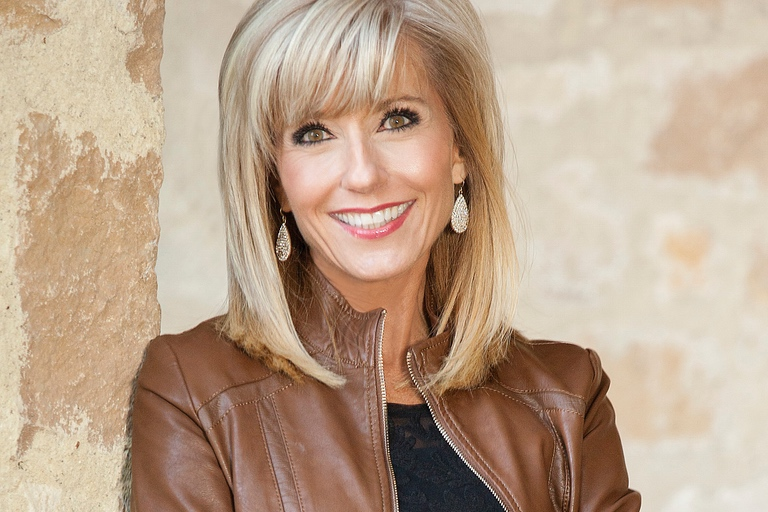 Beth Moore (headshot)
