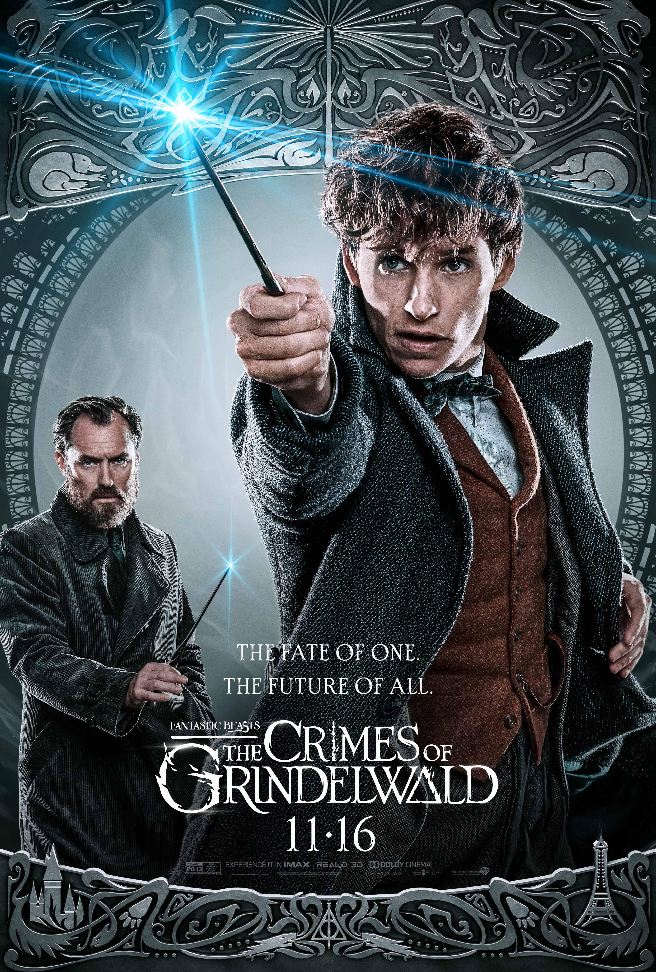Crimes of Grindelwald poster