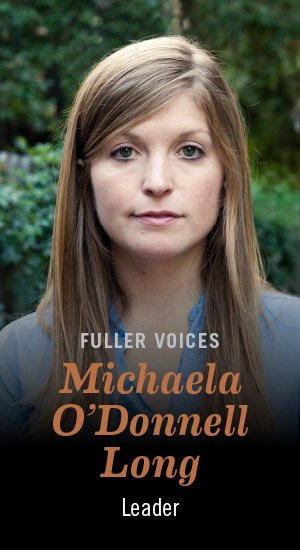 Michaela O'Donnell Long