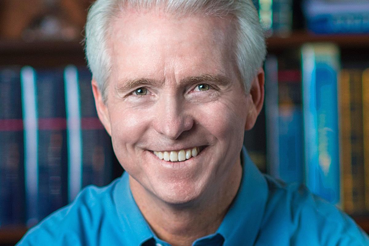 John Ortberg (Conversing Headshot)
