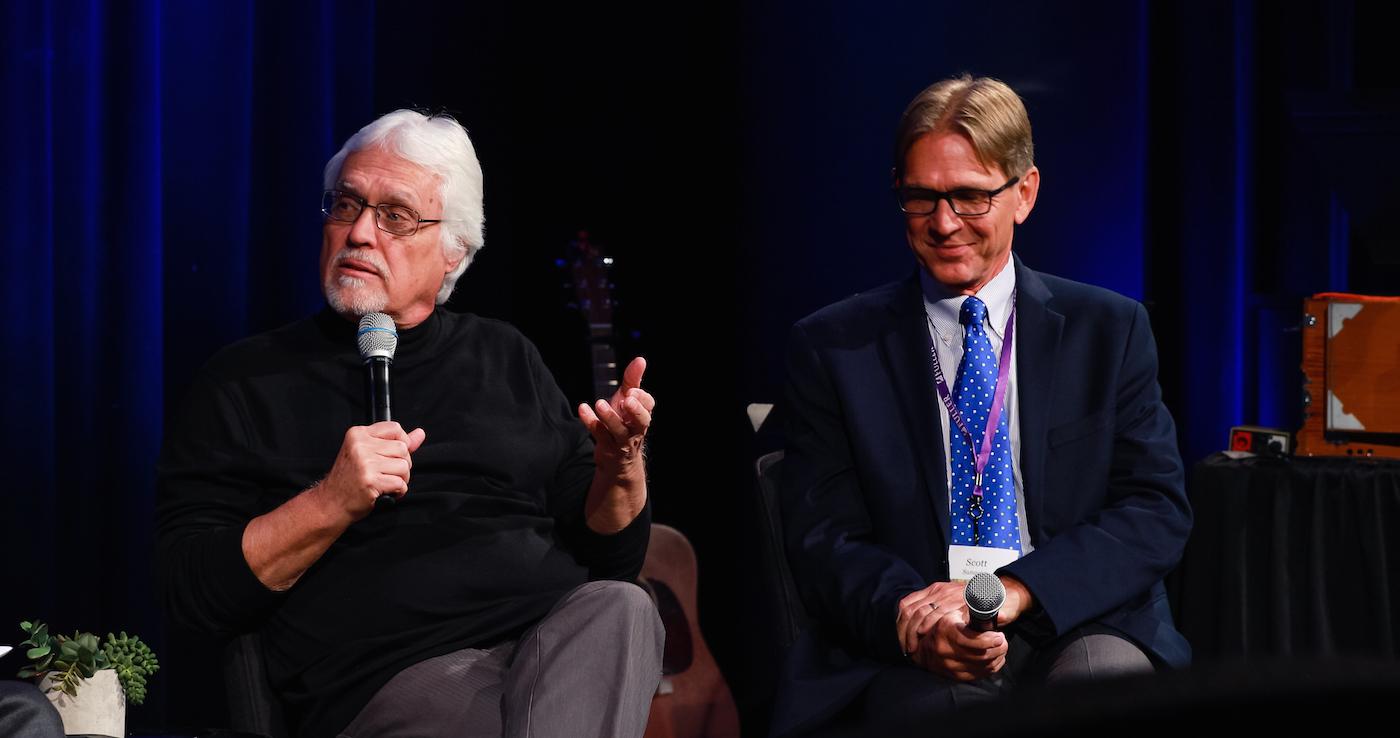 Q & A | James Krabill and Scott Sunquist
