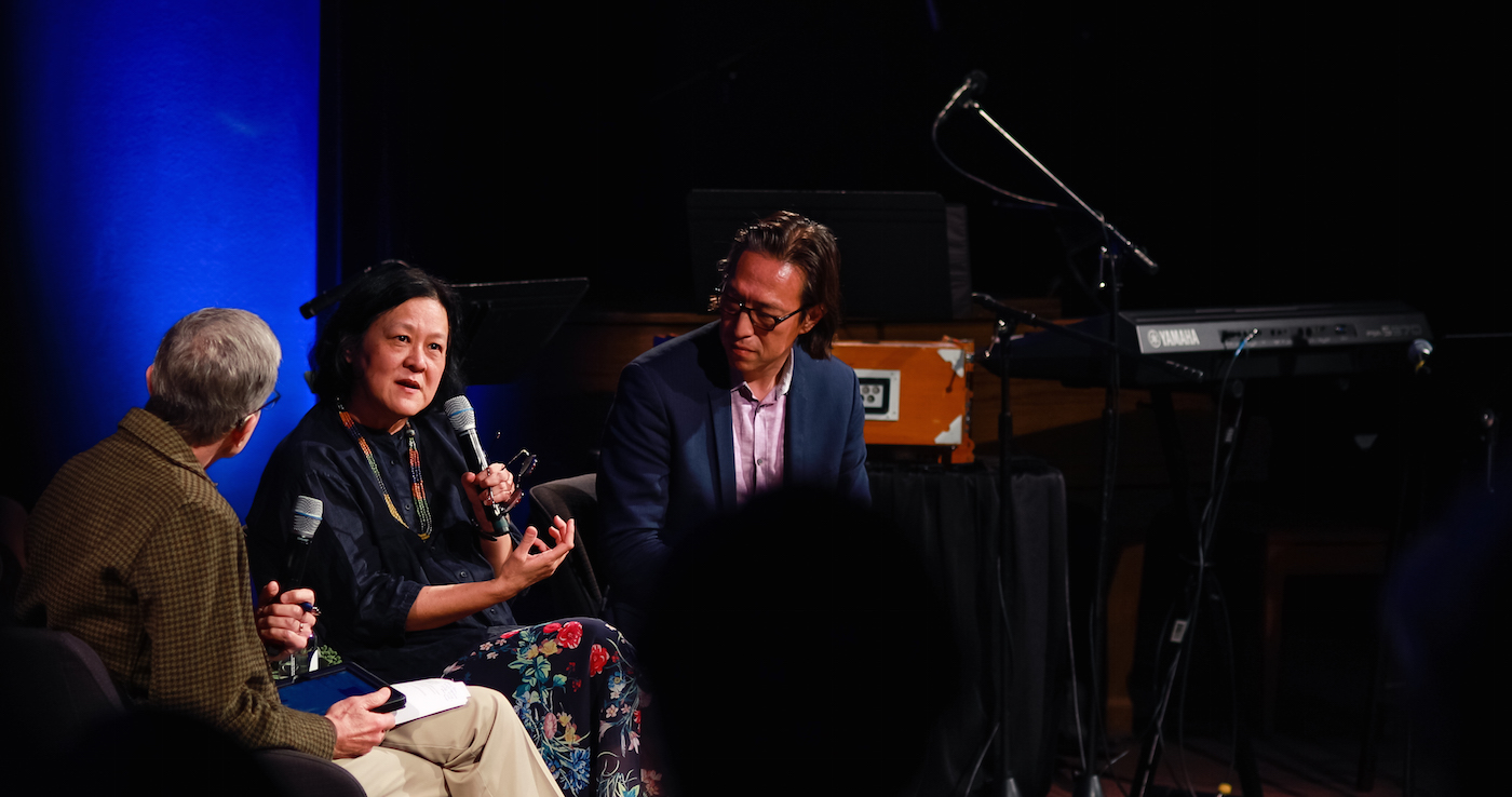 Q & A | Sooi Ling Tan and Makoto Fujimura