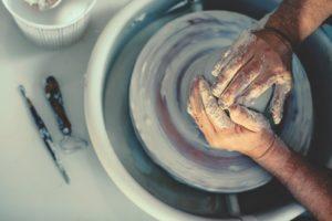 An Artistic Sensibility (Al Dueck pottery)
