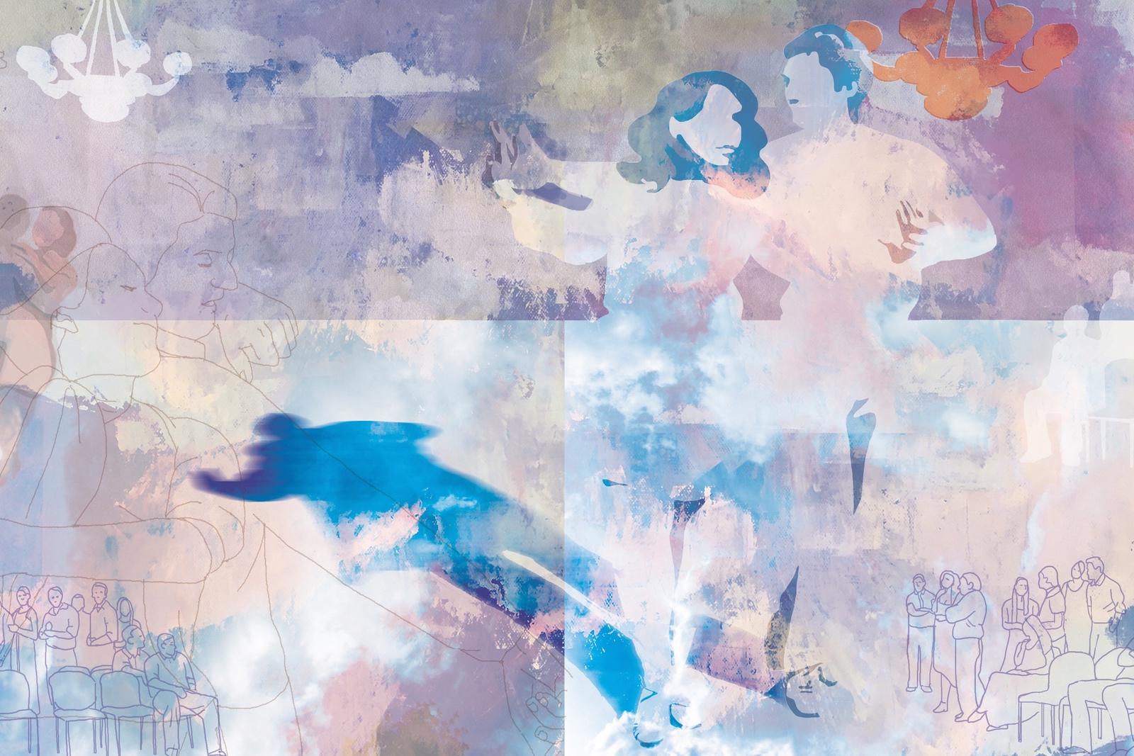 The Dance by Denise Klitsie (Worship and Art)