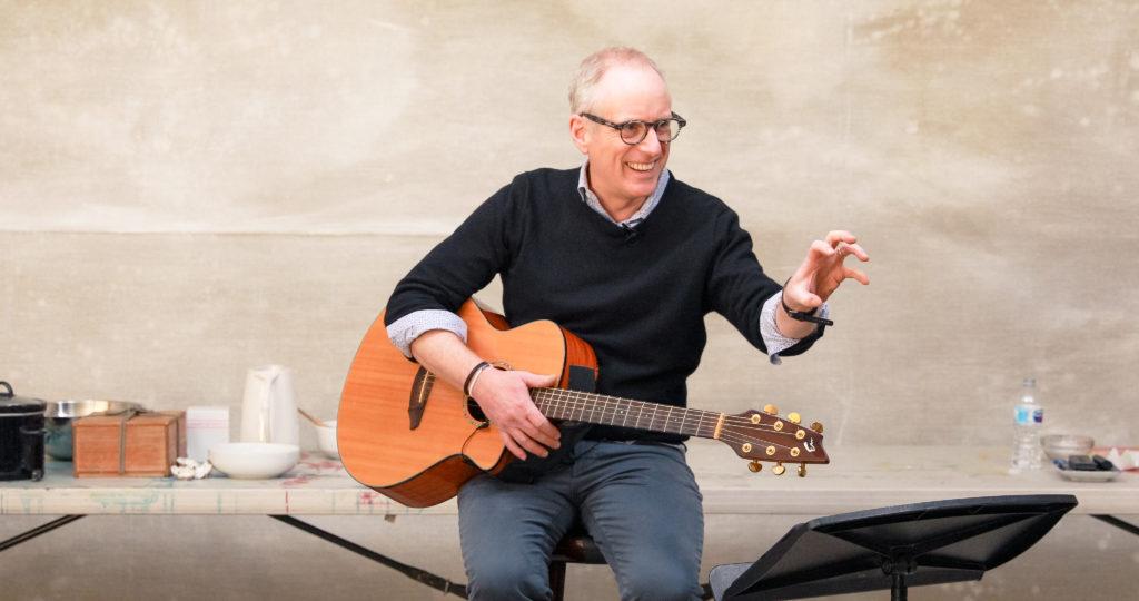 Ian Cron guitar
