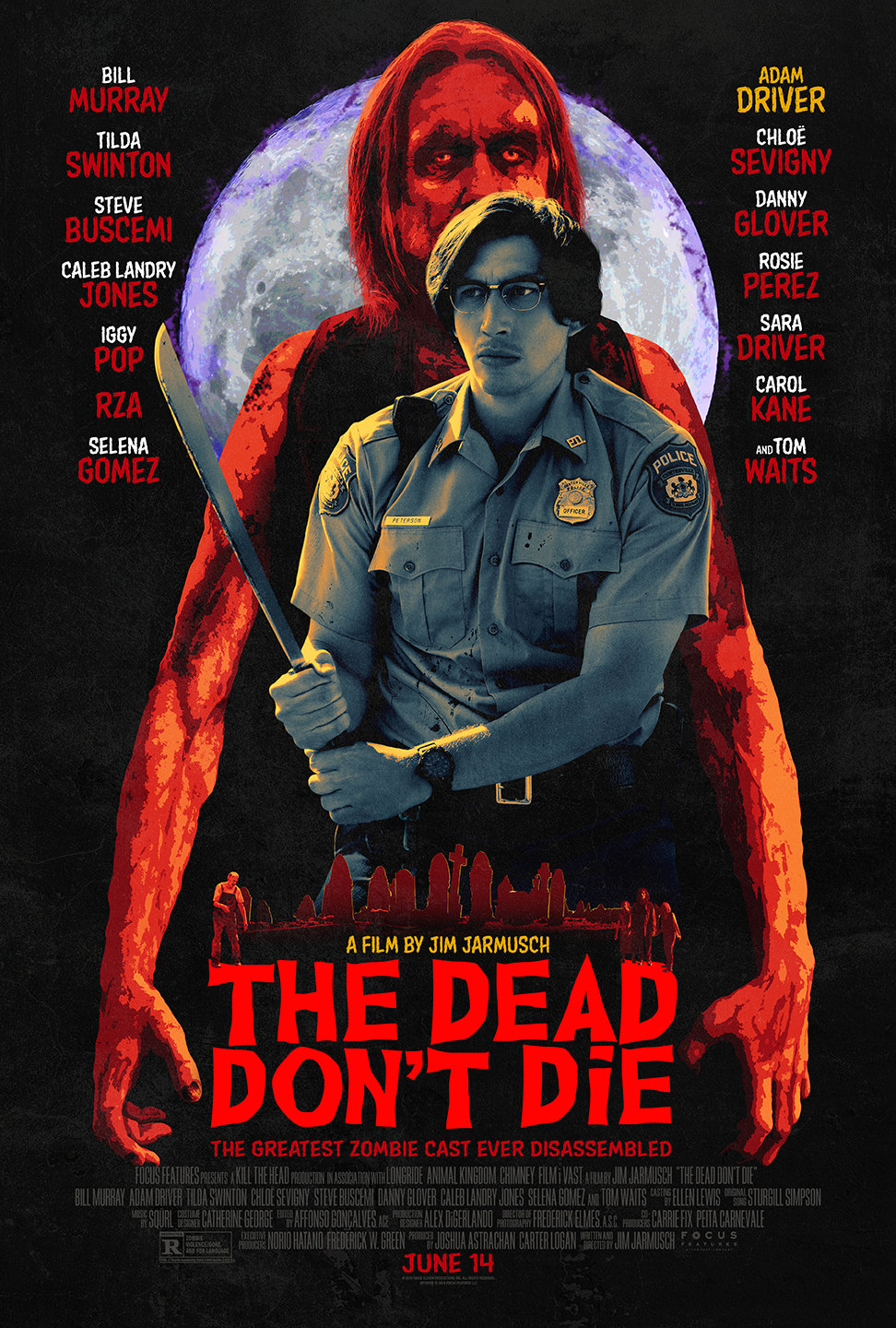 Dead Don't Die Poster