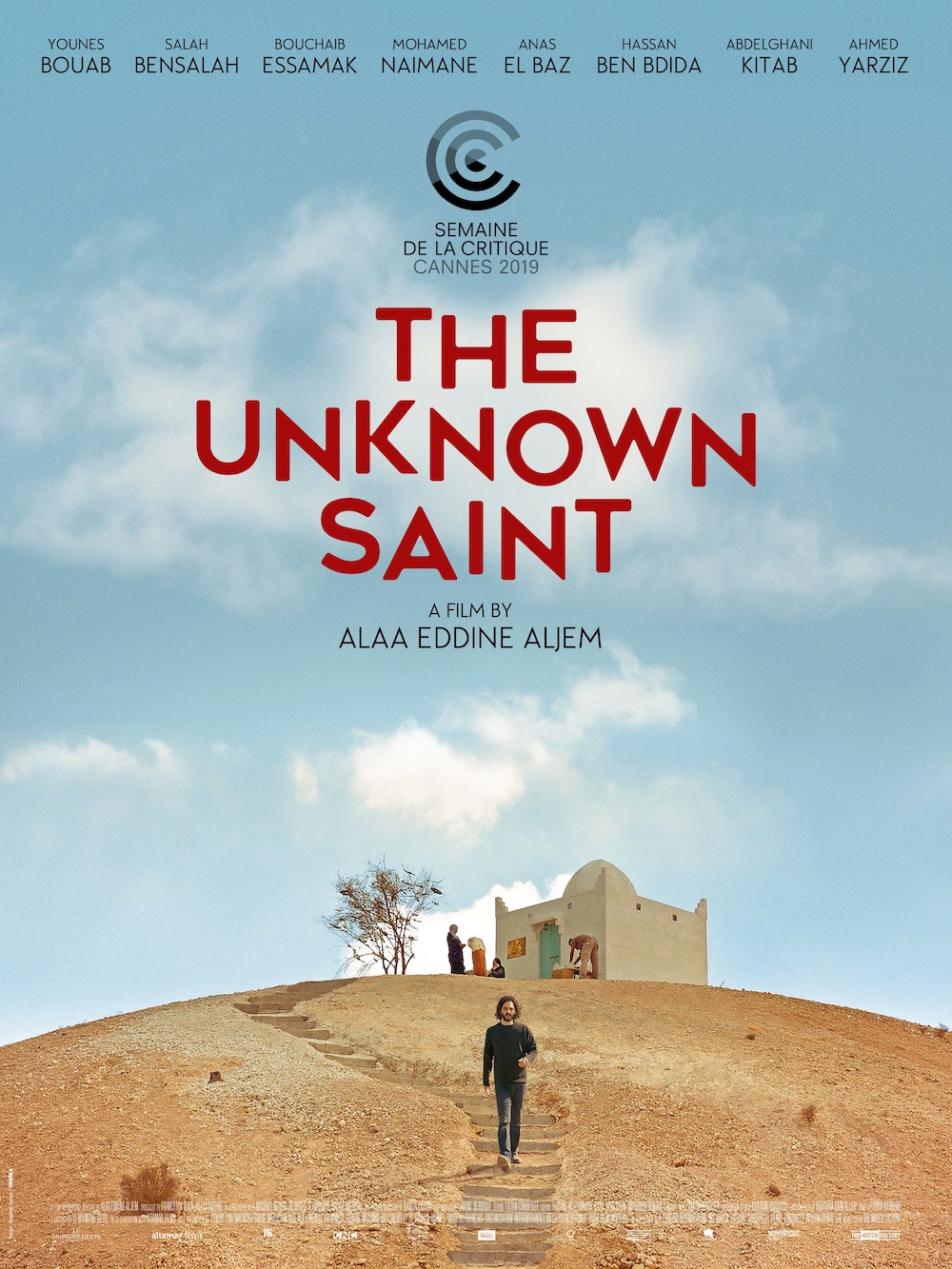 Unknown Saint poster