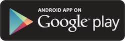 "The Google play logo and the text ""Android App on Google play"""