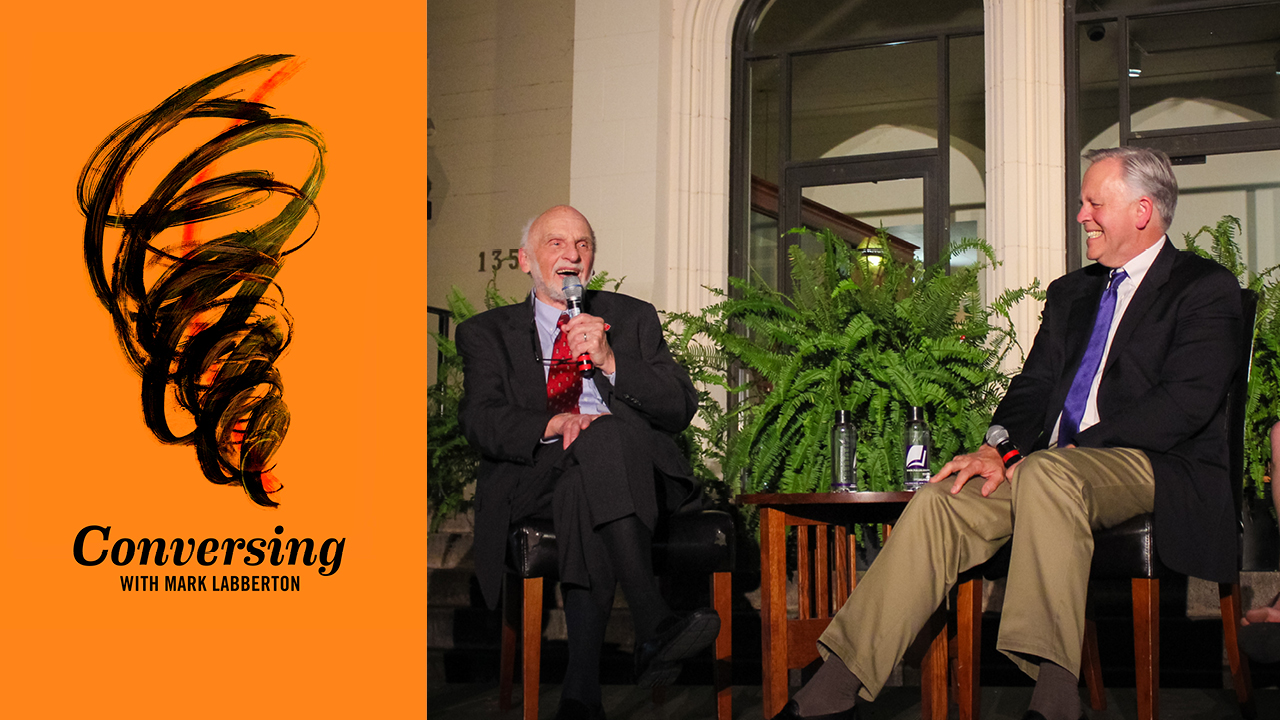 Walter Brueggemann and Mark Labberton
