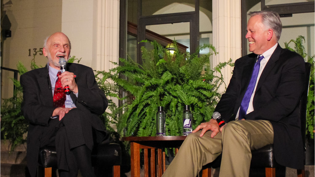 Walter Brueggemann and Mark Labberton