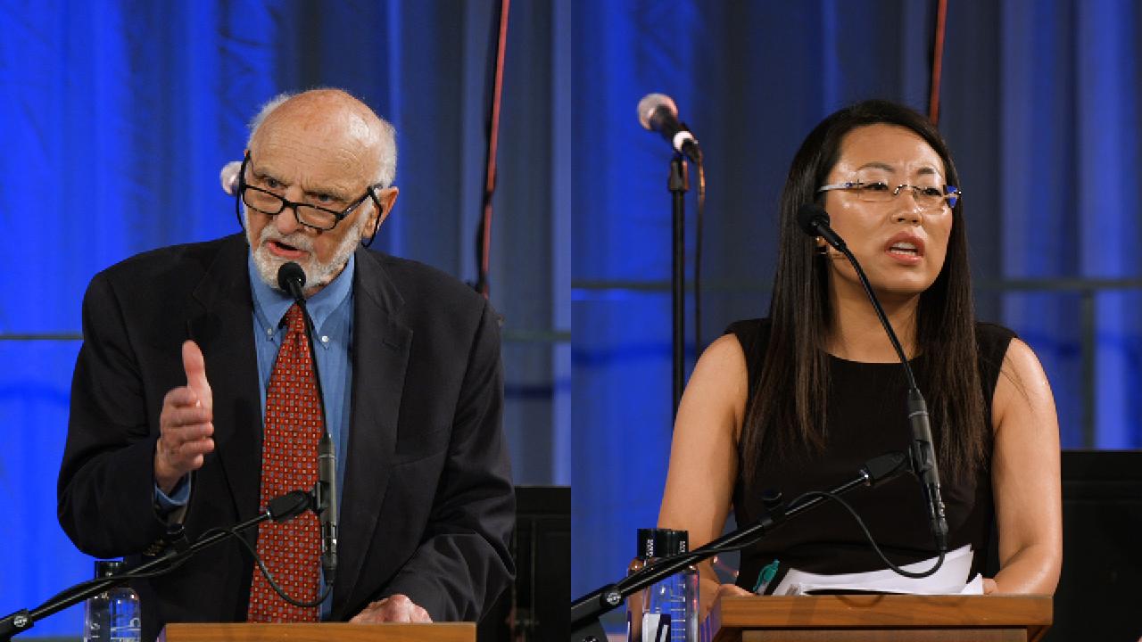 Walter Brueggemann & Kyong-Jin Lee