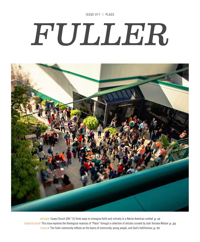 magazine 17 cover