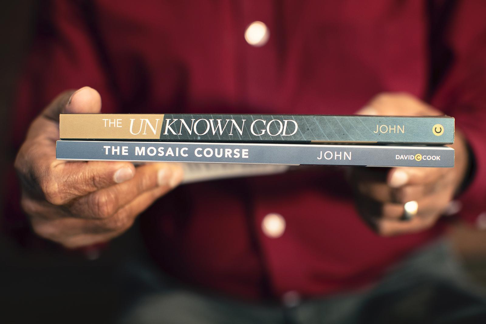 Mathew John Books