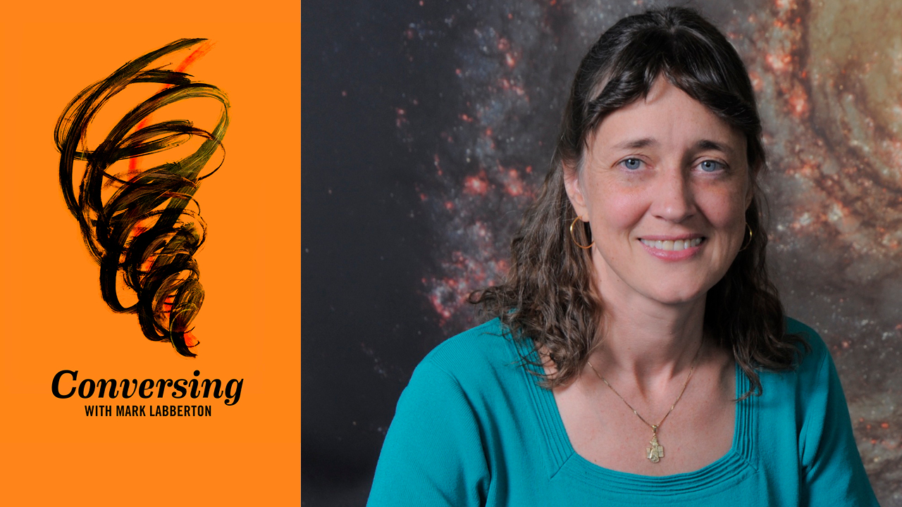 Jennifer Wismeman on Astronomy episode of Conversing