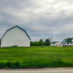 farm in Michigan