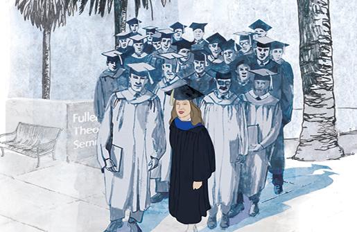 fuller female graduate