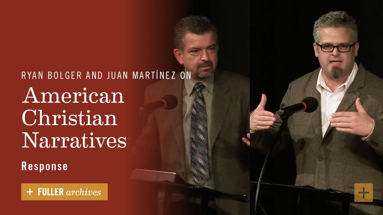 Ryan Bolger and Juan Martinez