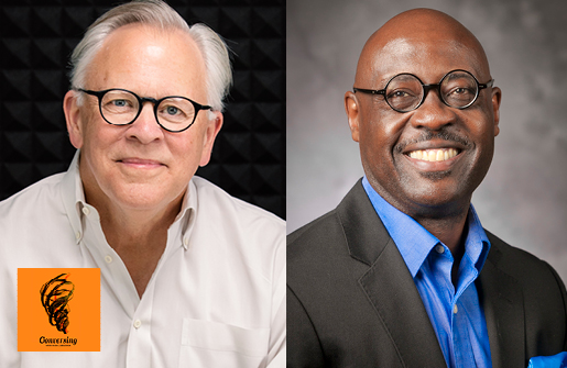 Willie Jennings and Mark Labberton talk about race on Conversing podcast