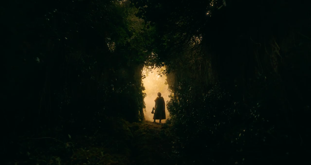 Green Knight doorway