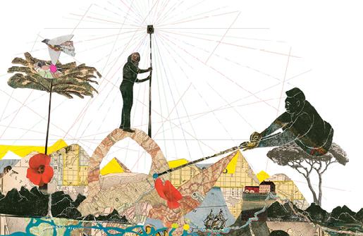 surveying illustration