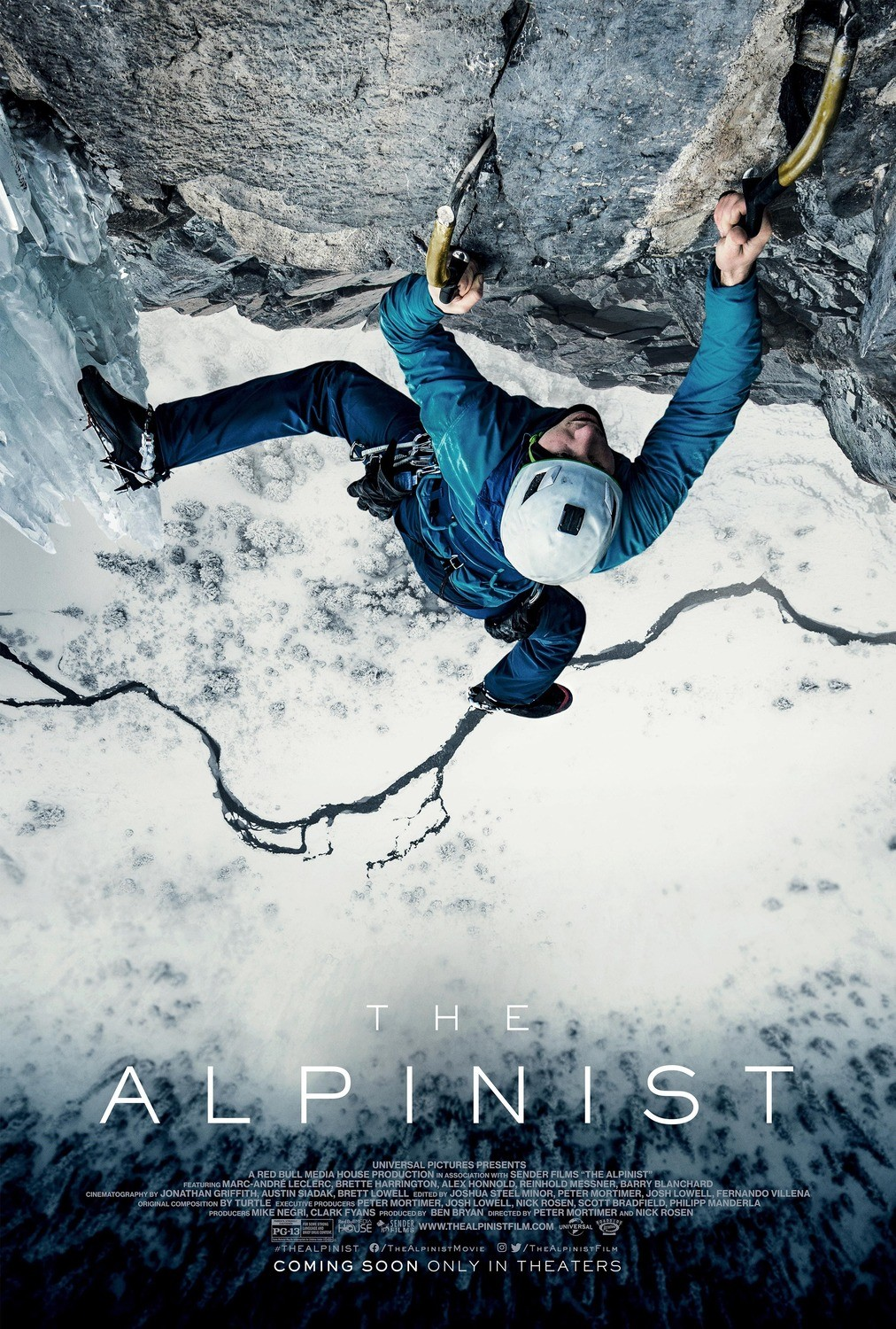 The Alpinist poster